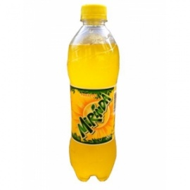 PET MIRINDA PINEAPPLE soda500ML