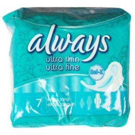 Always Ultra Thin Extra Long 8 Sanitary Pads
