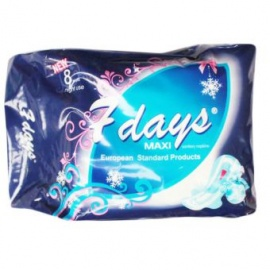 7 Days Maxi Sanitary Pads