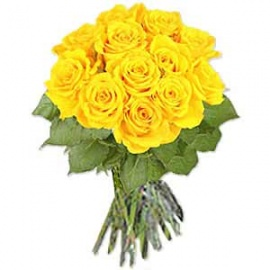 We Did It Yellow Bouquet