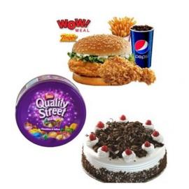 Cissfy KFC Chocolate Gift Special