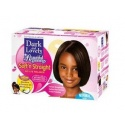 Dark and Lovely Beautiful Beginnings Soft and Straight No Lye Relaxer