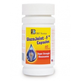GluzoJoint-F Capsules BF Suma Health Supplement