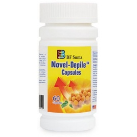 BF Suma Health Supplement Novel-Depile Capsules