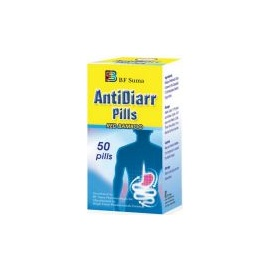BF Suma Health Supplement AntiDiarr Pills