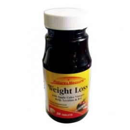 Natures Measures Weight Loss 30 Tabs