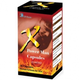 BF Suma Health Supplement X Power Man Capsules