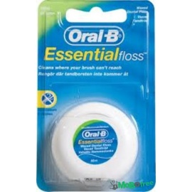 OB Essential Floss Waxed 50m Mnt BCd