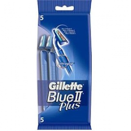 Gillette Blue2 Plus Disposable 5s