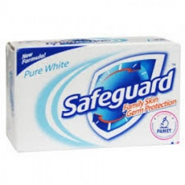 Safeguard Pure White