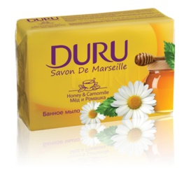 Duru Savon De Marseille Honey and Camomille