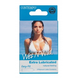 Wet and Wild Condoms