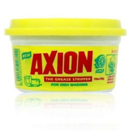 Axion dish washing paste lemon