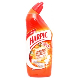 Harpic Peach & Jasmine active cleaning Gel