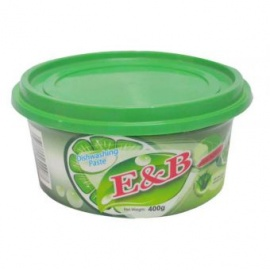 E & B Dish Washing Paste Green