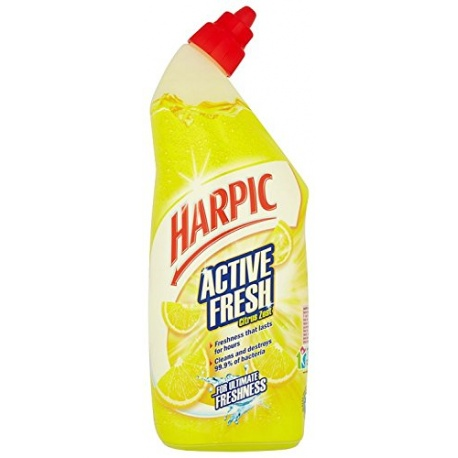 Harpic Active Fresh - Citrus Zest 500ml