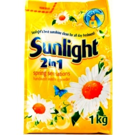 Sunlight Spring Sensation Washing Powder 1kg