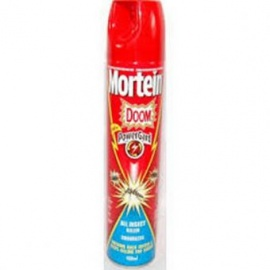 Mortein Doom Utrafast Odourless spray 400ml