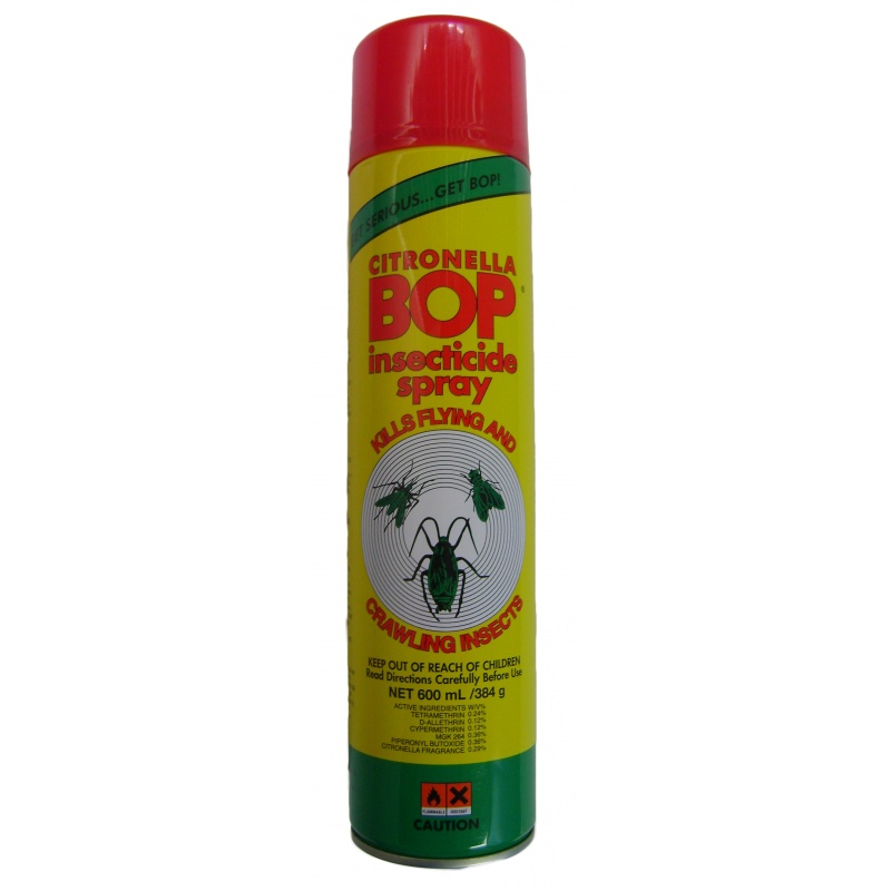 Citronella spray