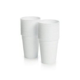 Disposable Plastic Cups in 50 packs