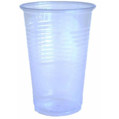 Blue Disposable Plastic Cups 25pieces