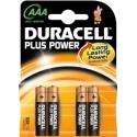 Duracell MN 2400 B412×4 AAA