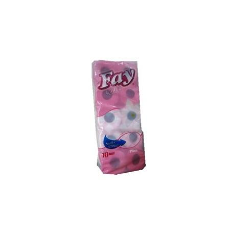 Fay Toilet Tissue 10 rolls