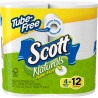 Tube Free Scott 4 big toilet rolls