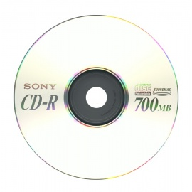 Sony Blank Disc CD-R 700MB