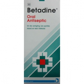 Betadine Mouth Wash 250ml