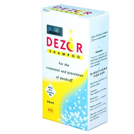Deroz Shampoo 60ml
