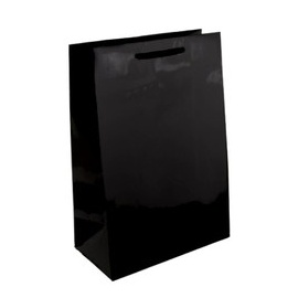 Gift Carry Bag Medium Black