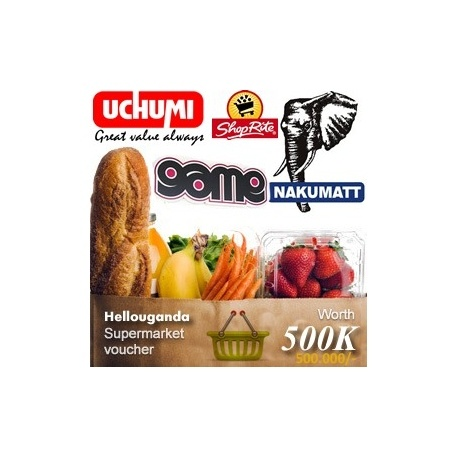 Familyonline Supermarket Shopping Voucher uganda