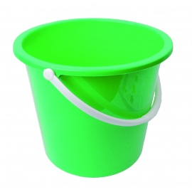 Green 10ltr Bucket