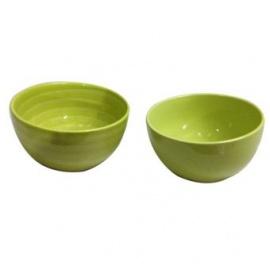 Green Bowls (Dozen)