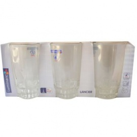 Lancier Luminarc Set Of 12 Glasses