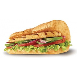 Sub Chicken Sandwich