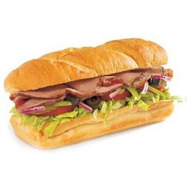 Sub Beef Sandwich