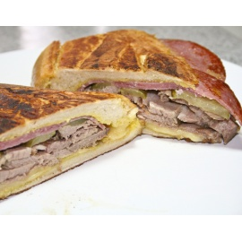 Sub Cuban Sandwich