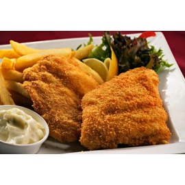 Fish Fillet & Chips