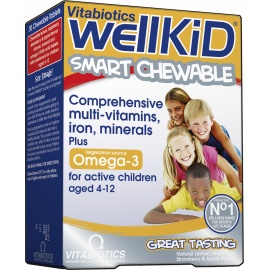 Wellkid Smart Chewables