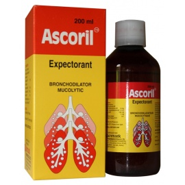 Ascoril Expectorant 200ml-Uganda