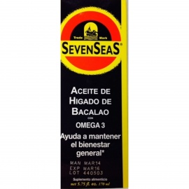Seven Seas Higado 170ml