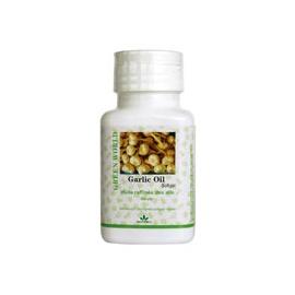 Garlic Oil Softgel 350mg x 60 caps