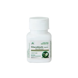 Glucoblock Capsule Regulate Sugar Level 500mg