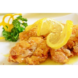Chicken In Orange Or Lemon Sauce