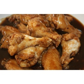 Chicken In Oyster Sauce