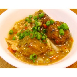 Cauliflower Or Vegetable Manchurian