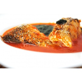 Fish Tilapia Stew