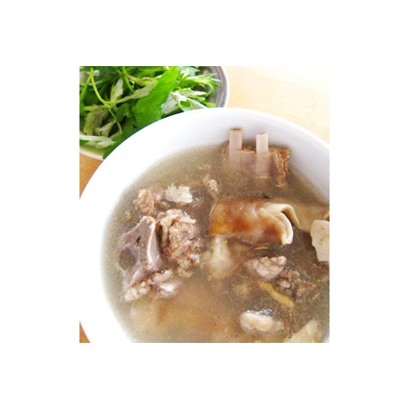 Boiled Goat Meat